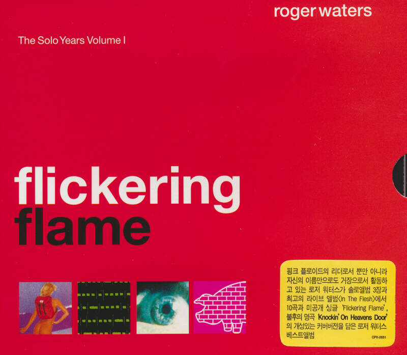 Roger Waters - Flickering Flame [Korea] - CD