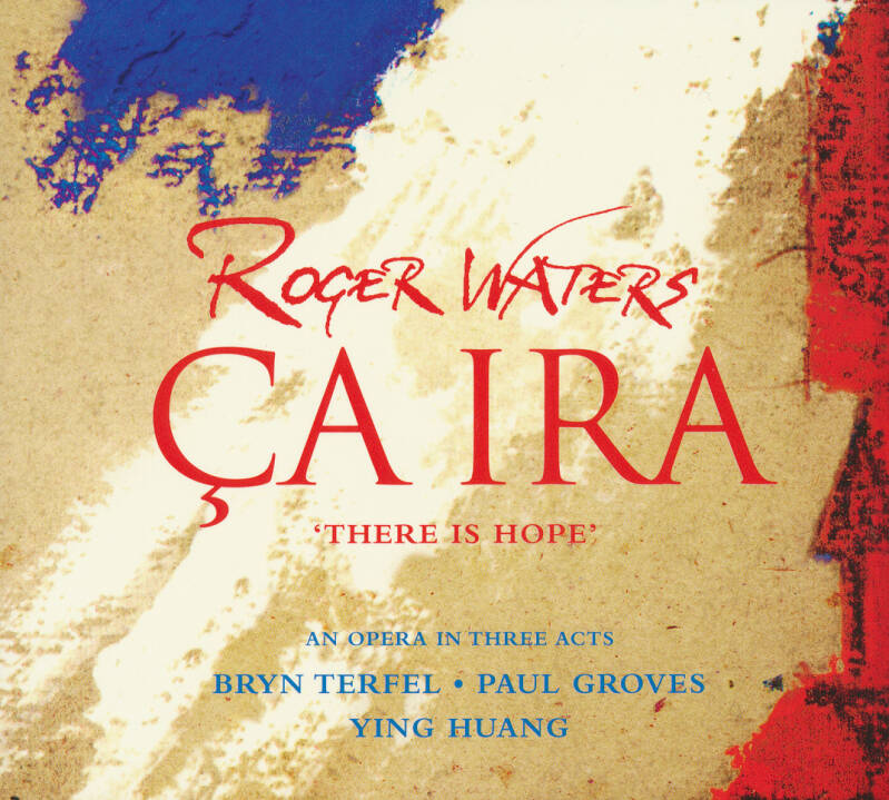 Roger Waters - Ça Ira [EU] - CD/DVD