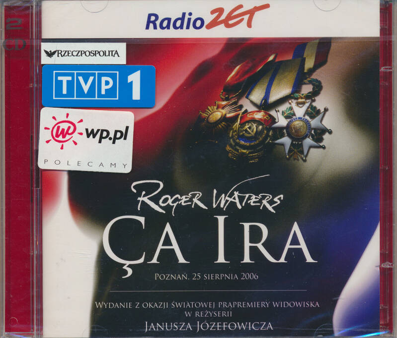 Roger Waters - Ça Ira [Poland] - 2CD
