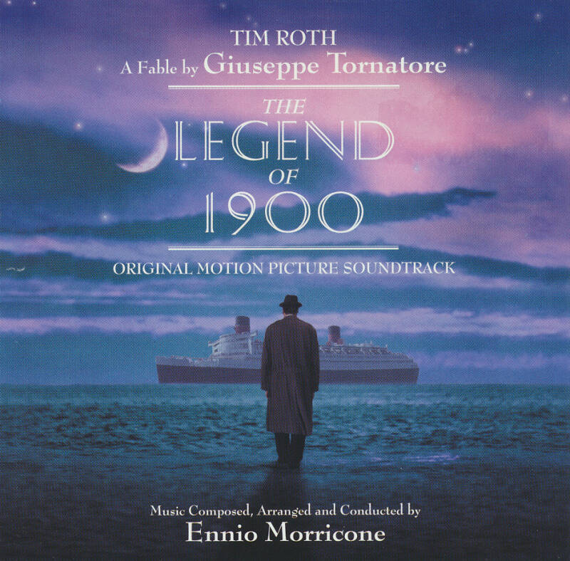 Roger Waters (and others) - The Legend Of 1900 [Austria] - CD