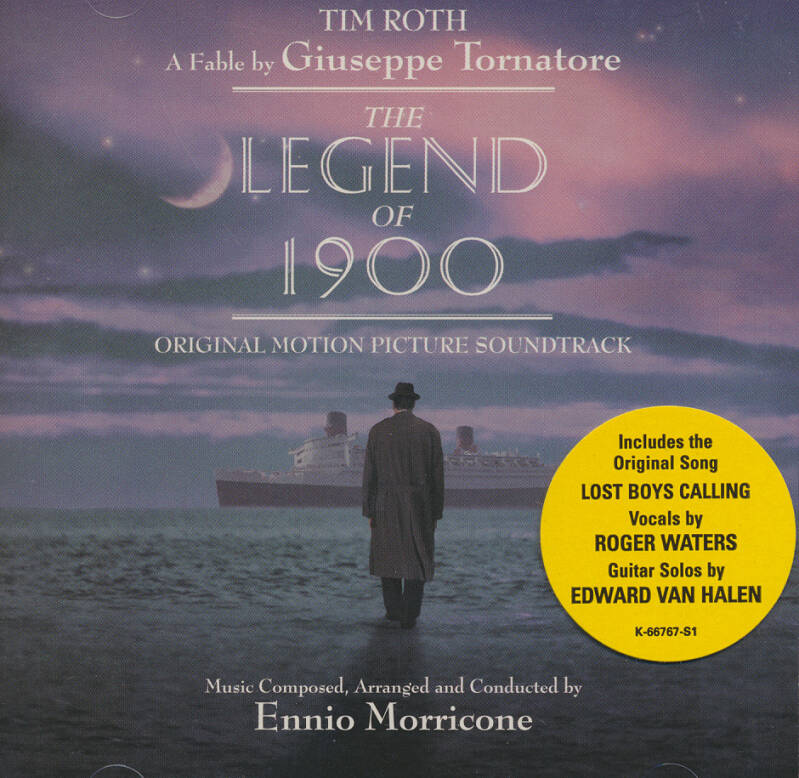Roger Waters (and others) - The Legend Of 1900 [USA] - CD