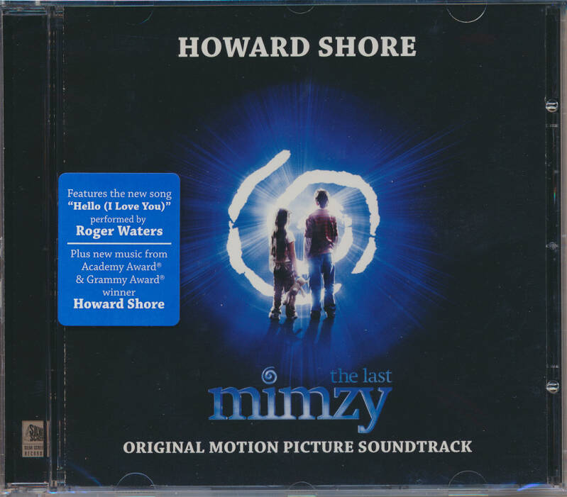 Roger Waters (and others) - The Last Mimzy [UK] - CD
