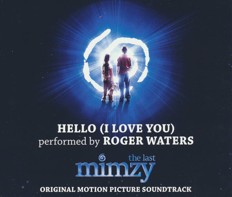 Roger Waters - Hello (I Love You) [UK] - CD Single