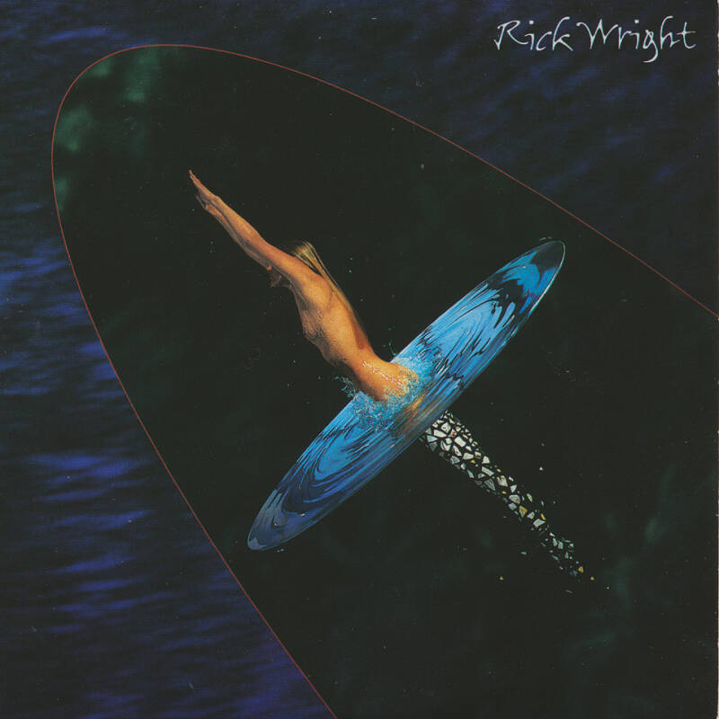 Rick Wright - Runaway [UK, promo] - CD Single