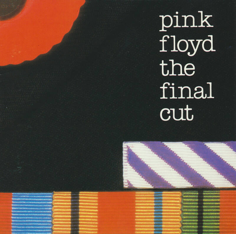 Pink Floyd -The Final Cut [Japan/UK] - CD