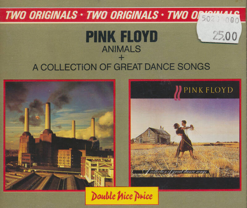 Pink Floyd - Two Originals: Animals / A Collection Of Great Dance Songs [Australia] - 2CD