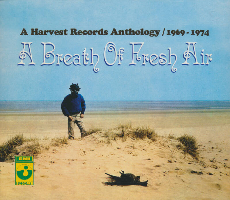 Various - A Breath Of Fresh Air - A Harvest Records Anthology 1969-1974 [EU] - 3CD