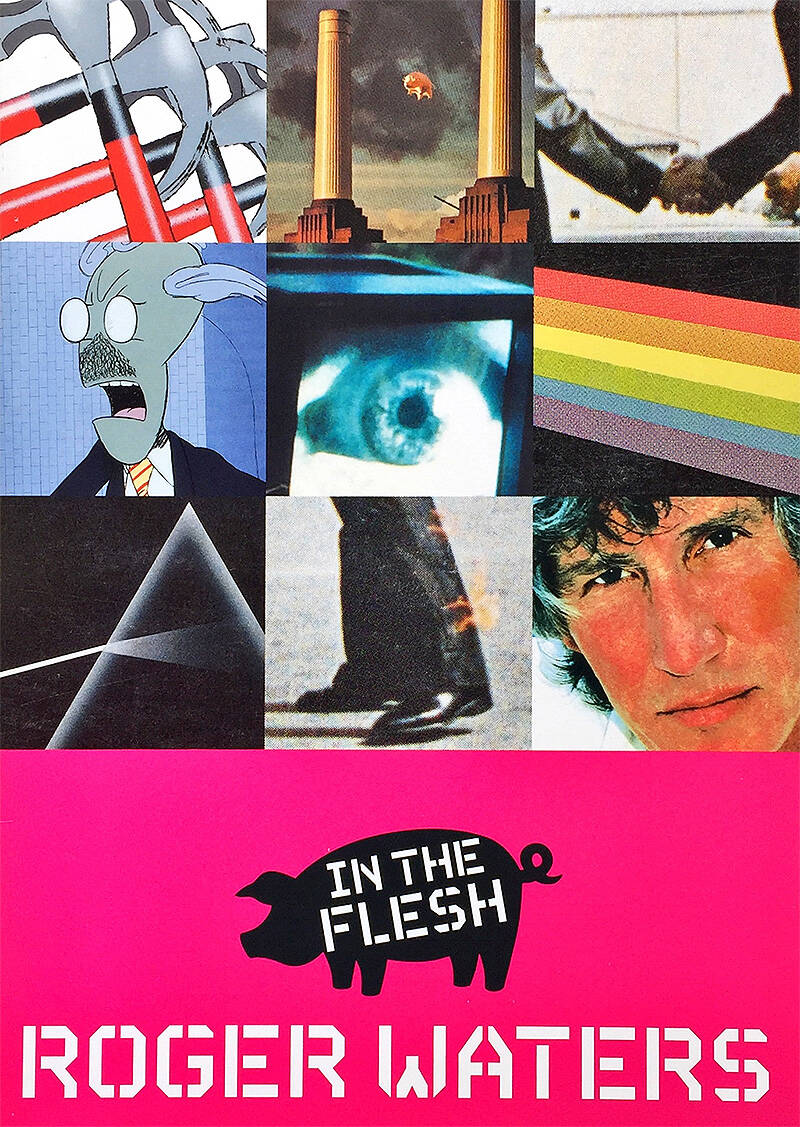 Roger Waters - In The Flesh [USA] - Programme