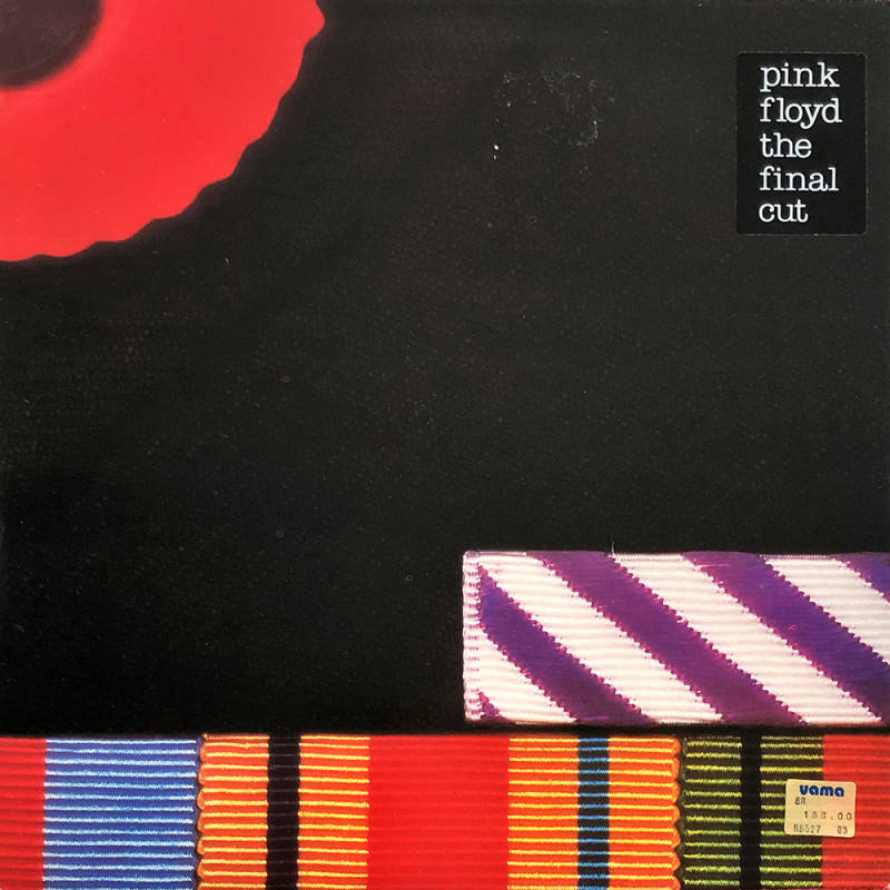 Pink Floyd - The Final Cut [Yugoslavia] - LP