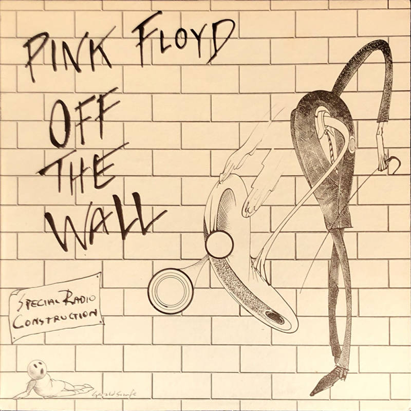 Pink Floyd - Off The Wall [USA, promo] - LP