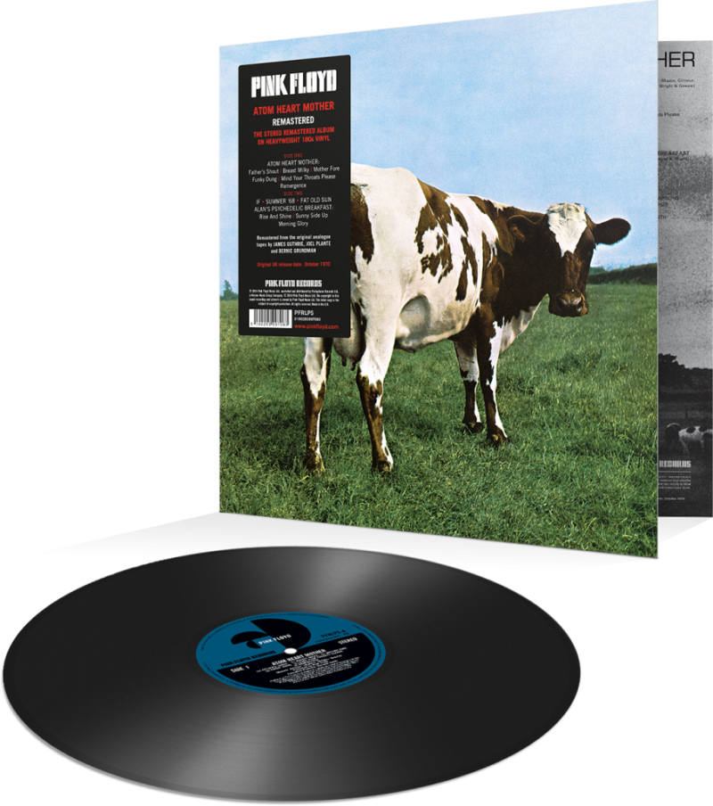 Pink Floyd - Atom Heart Mother [EU] - LP