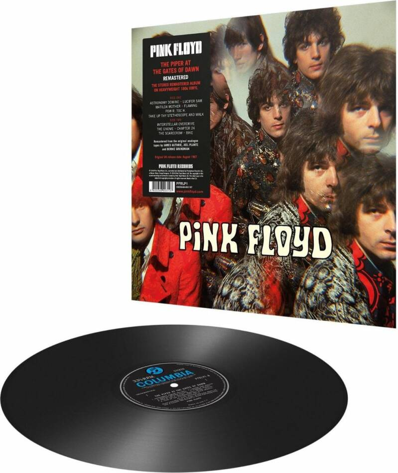 Pink Floyd - The Piper At The Gates Of Dawn [EU] - LP