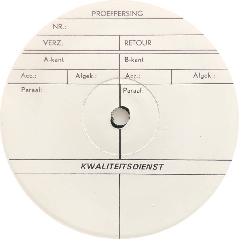 Richard Wright - Wet Dream [Holland, test pressing] - LP