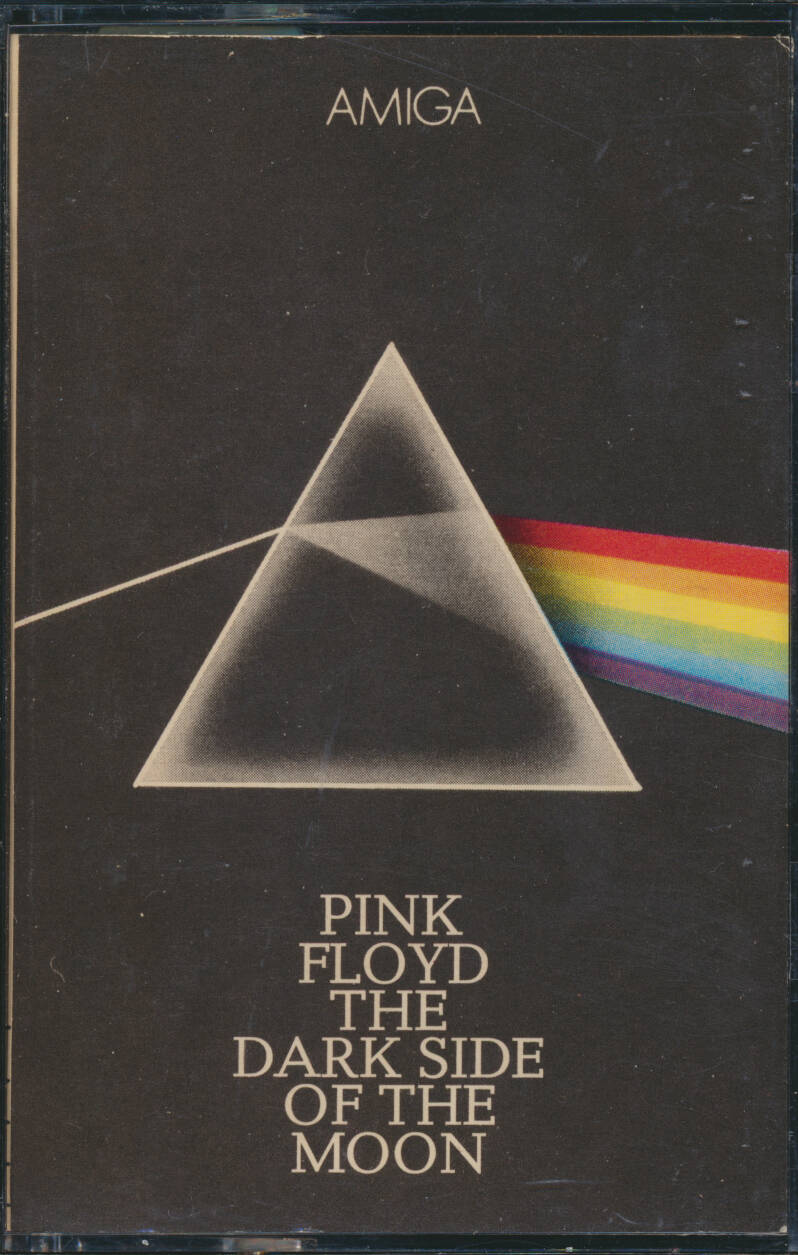 Pink Floyd - Dark Side Of The Moon [East Germany] - Audio Cassette