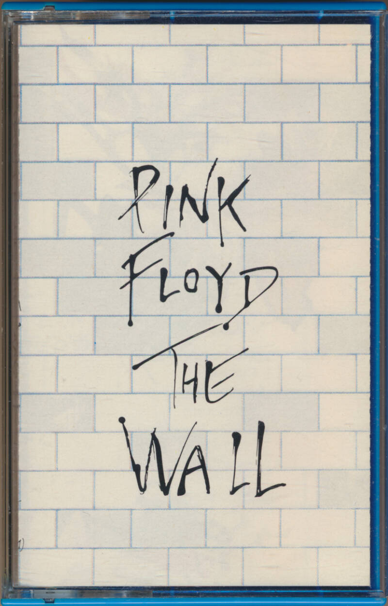 Pink Floyd - The Wall [Germany] - Audio Cassette