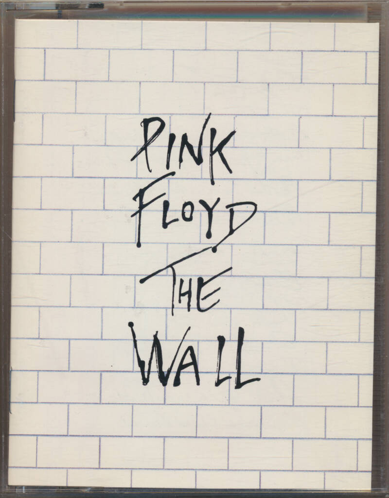 Pink Floyd - The Wall [Holland/UK] - Audio Cassette