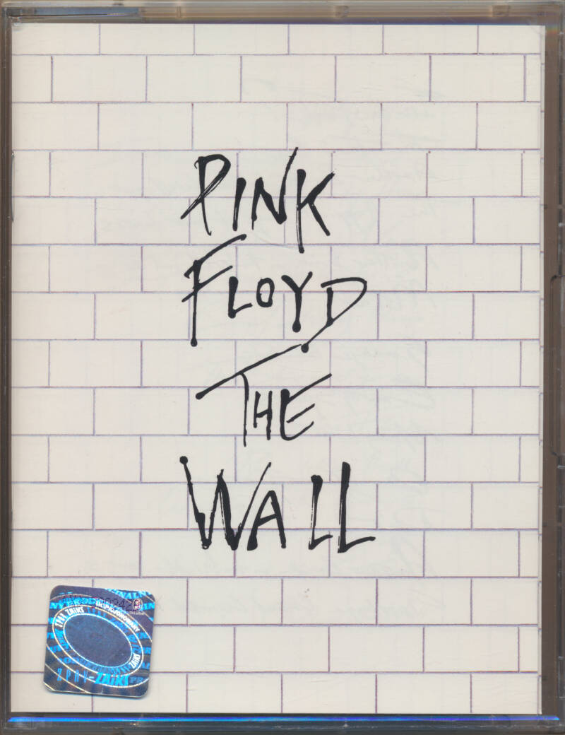 Pink Floyd - The Wall [Holland/UK/Poland] - Audio Cassette