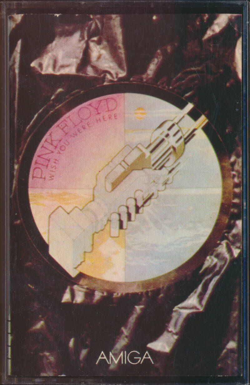 Pink Floyd - Wish You Were Here [East Germany] - Audio Cassette