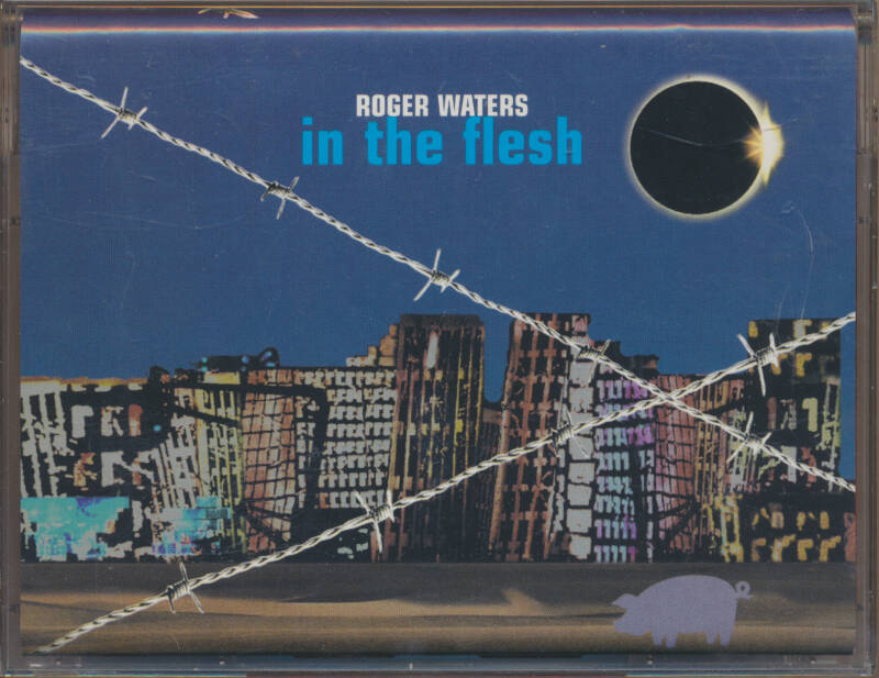 Roger Waters - In The Flesh [Poland] - Audio Cassette