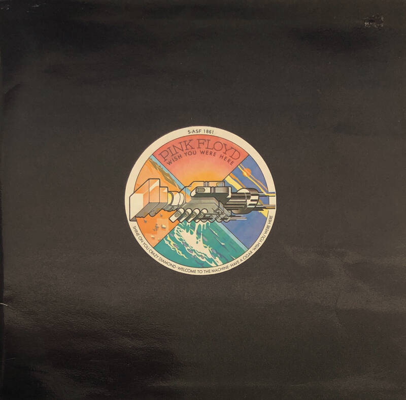 Pink Floyd - Wish You Were Here [South Africa] - LP