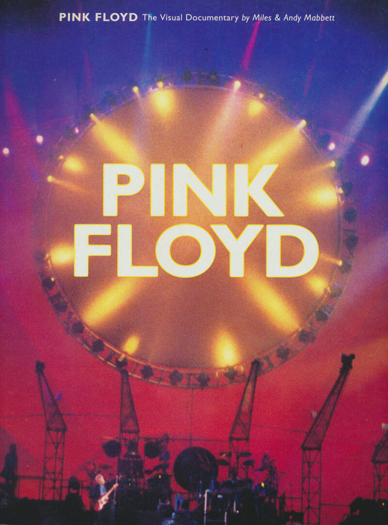Pink Floyd - Pink Floyd: The  Visual Documentary - Miles & Andy Mabbett [UK] - Book