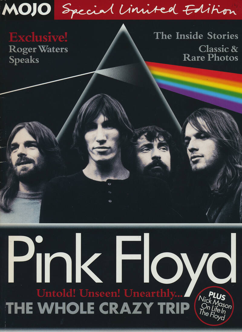 Pink Floyd - Mojo - Special Limited Edition [UK] - Magazine