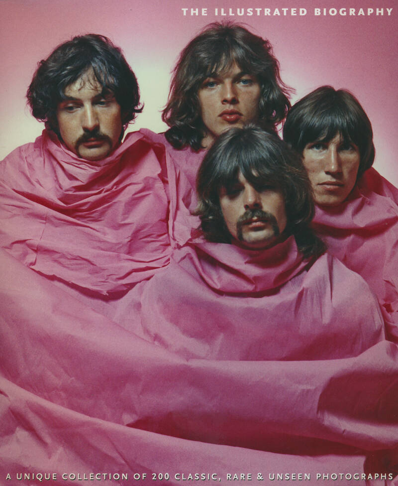 Pink Floyd - The Illustrated Biography - Marie Clayton [UK] - Book