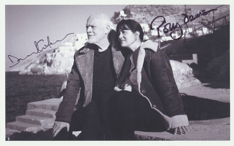 David Gilmour / Polly Samson - A Theatre For Dreamers [UK, signed] - Book