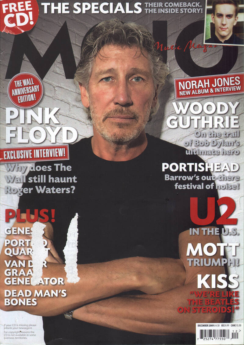 Pink Floyd - Mojo 193, December 2009 [UK] - Magazine