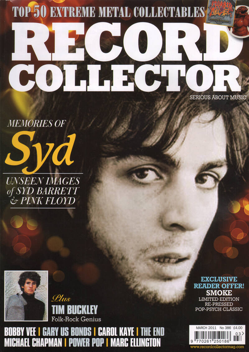 Pink Floyd - Record Collector 386, March 2011 [UK] - Magazine