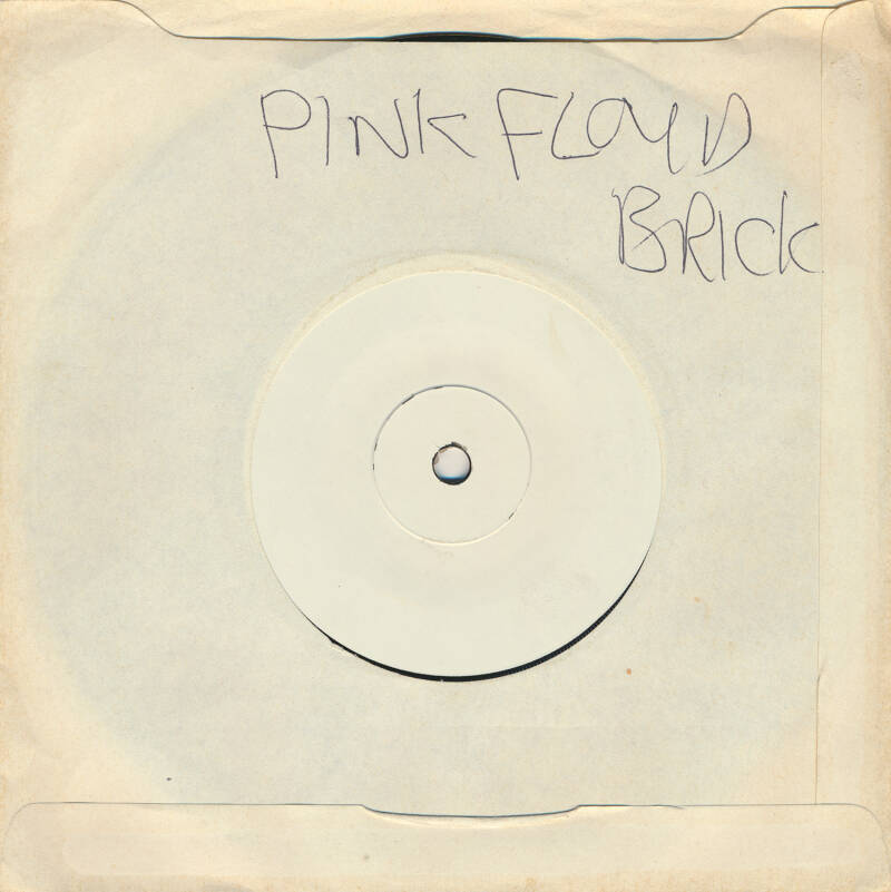 """Pink Floyd - Another Brick In The Wall Part 2 [UK, test pressing] - 7"""""""
