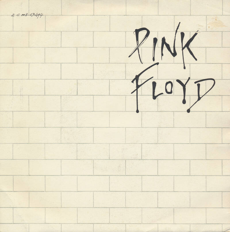 """Pink Floyd - Another Brick In The Wall Part 2 [France] - 7"""""""
