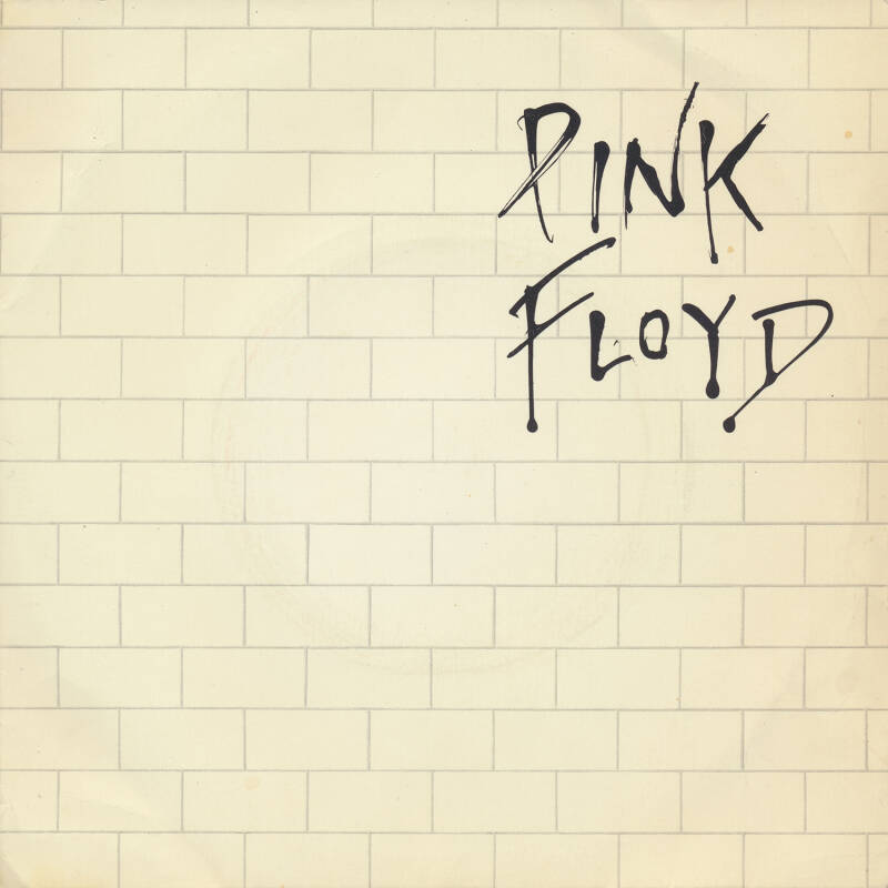 """Pink Floyd - Another Brick In The Wall Part 2 [UK] - 7"""""""