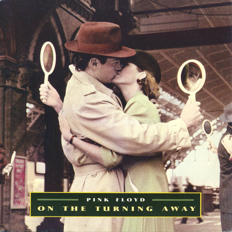 """Pink Floyd - On The Turning Away [France] - 7"""""""