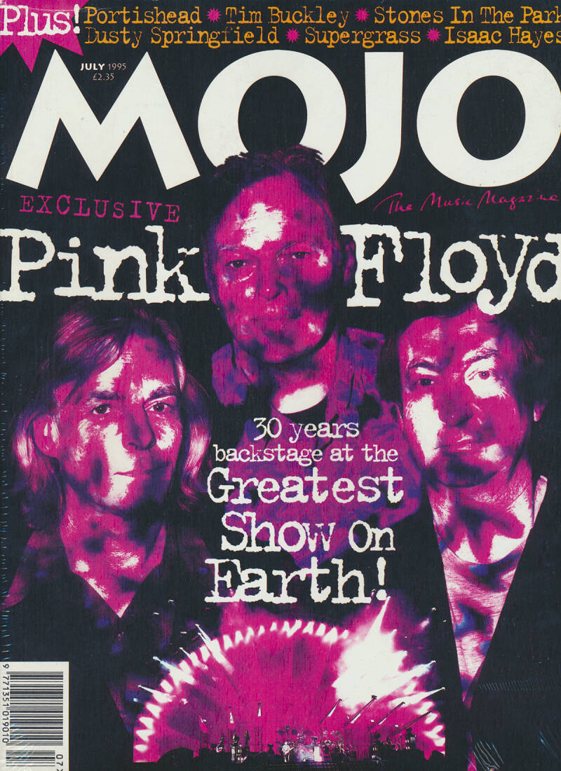 Pink Floyd - Mojo 020, July 1994 [UK] - Magazine