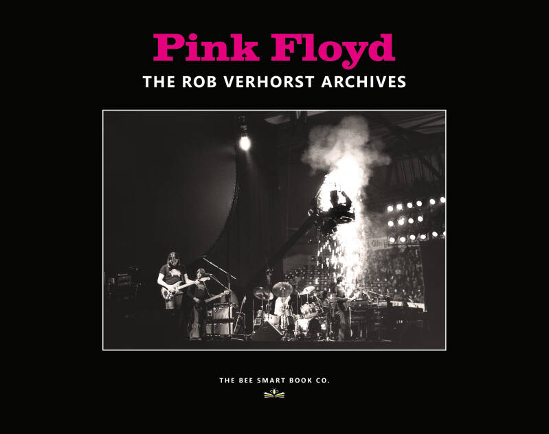 Pink Floyd - The Rob Verhorst Archives [Holland] - Book