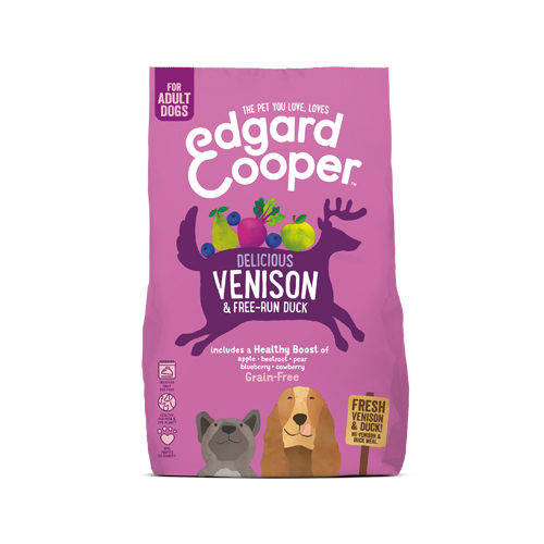 Edgard&Cooper adult Hert/eend 700gr