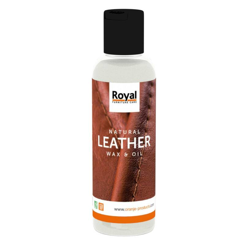 Natural Leather Wax & Oil - Oranje Furniture Care