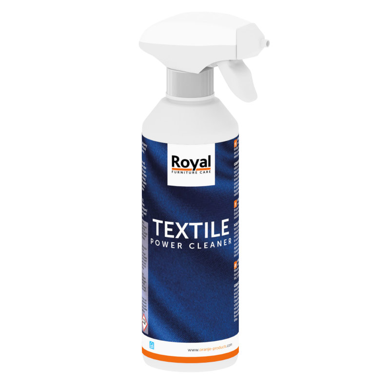 Textile Power Cleaner 500ml - Oranje Furniture Care