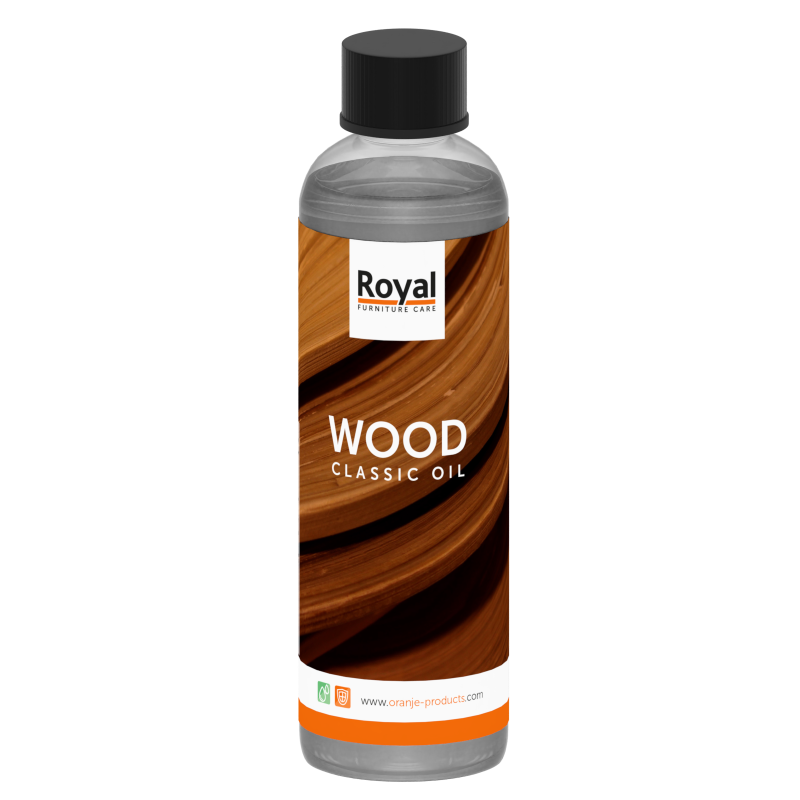 Wood Classic Oil - Oranje Furniture Care