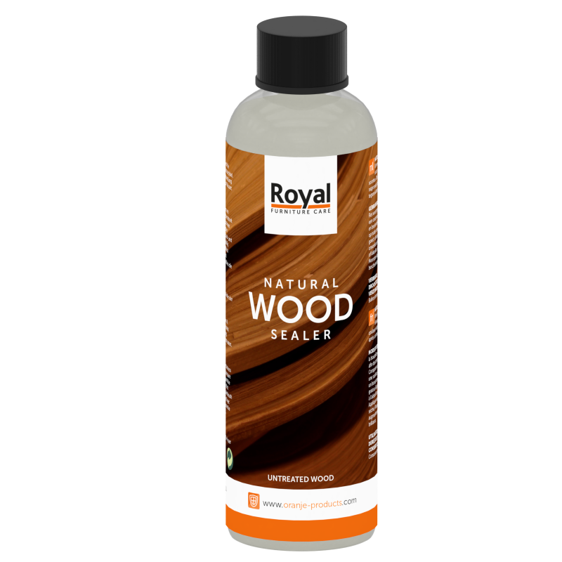 Natural Wood Sealer 250 ml - Oranje Furniture Care