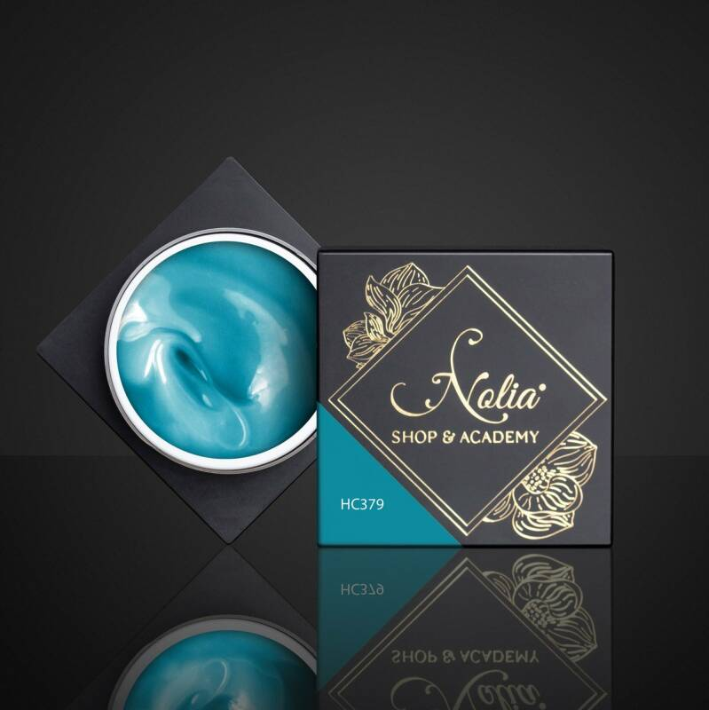 High Cover Gel HC379 - TURQUOISE