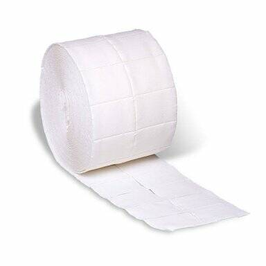 Non-woven cosmetic pads 500st/rol