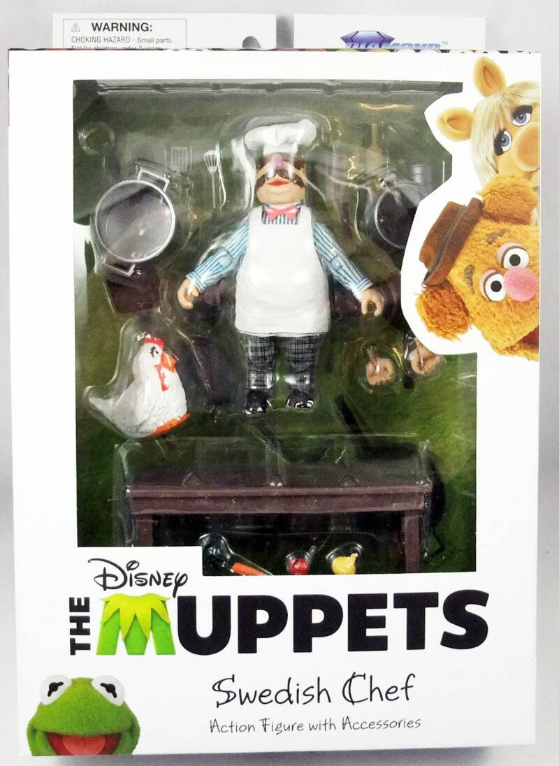 The Muppets - Best Of Series - Swedisch Chef
