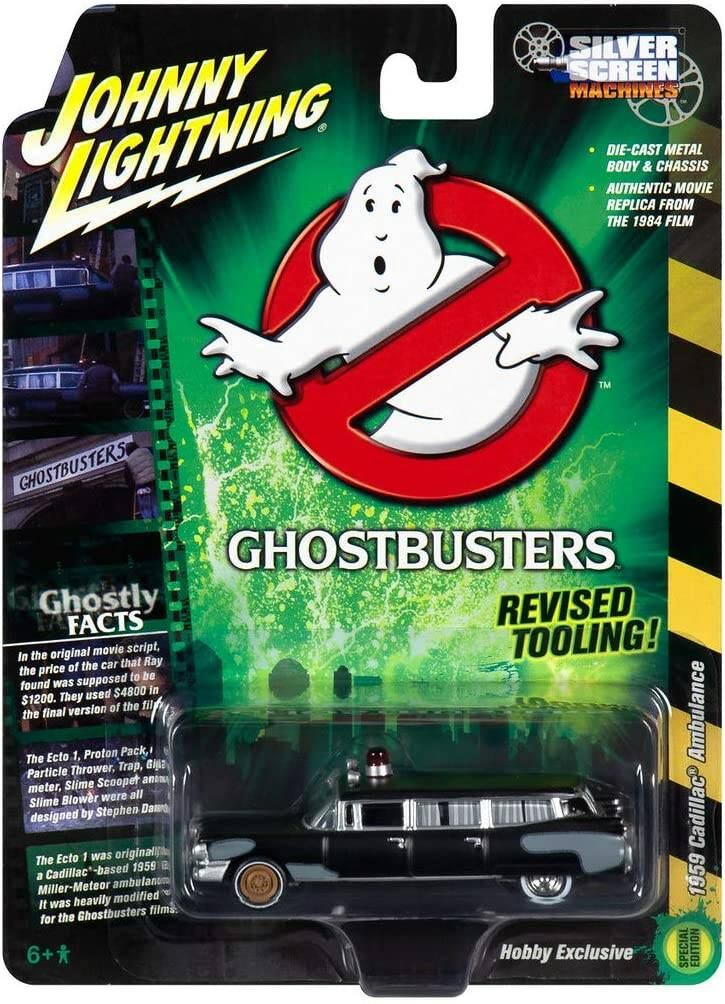 Ghostbusters Project Pre-Etco