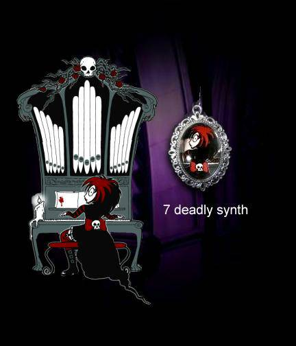 Necklace 7 Deadly Synth