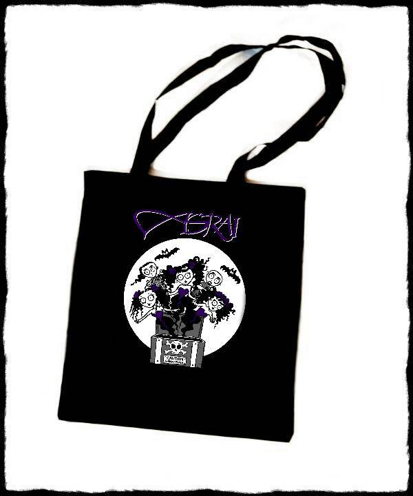 Bag Asrai Box purple