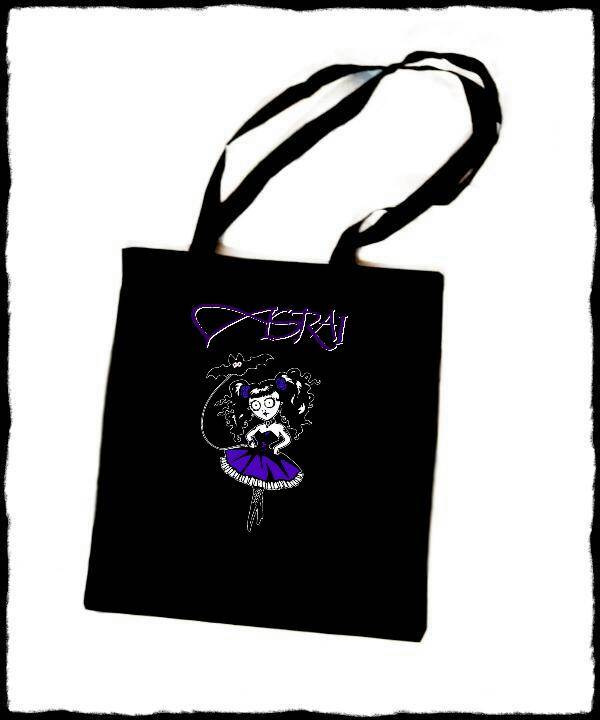 Bag Asrai Doll purple