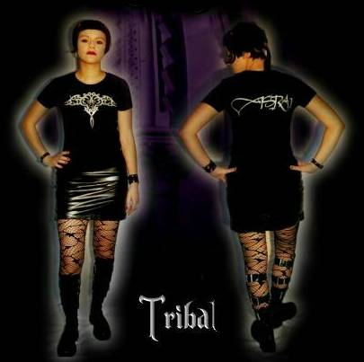 Girly Tribal