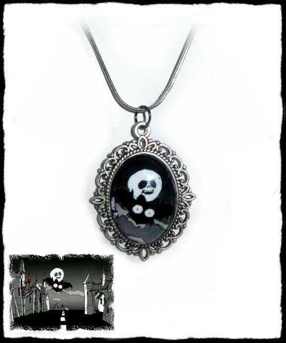 Necklace The moon